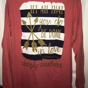 simply southern long sleeve